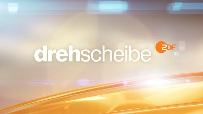 ZDF Drehscheibe - Logo