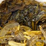 Bärlauch fermentiert