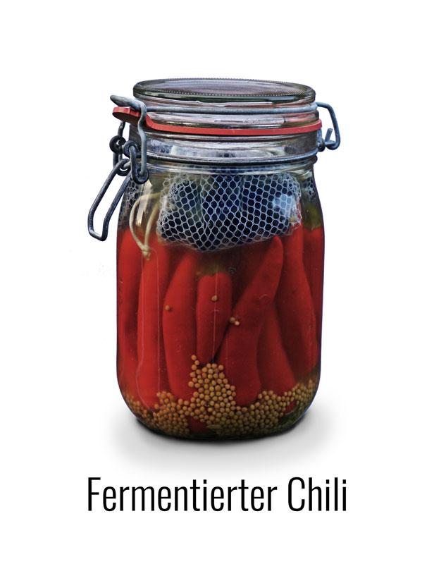 Fermentierter Chili Schnelles Gruenzeug Grünzeug Olaf Schnelle Ralf Hiener Essbare Landschaften Dorow Bio Fermentation Fermente Ferment Vegan Vegetarisch Gastronomie Lecker Sternekoch