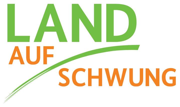 Unser Unternehmen wird im Rahmen des Programms LAND AUF SCHWUNG des Bundesministeriums für Ernährung und Landwirtschaft gefördert.