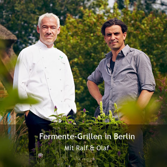 Fermente - Grillparty in Berlin 1