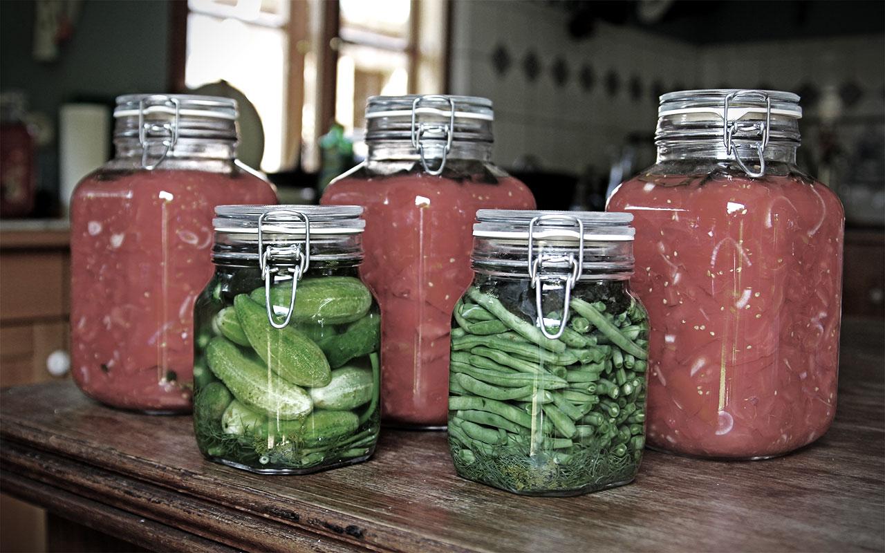 20.10. - Workshop zur Gemüsefermentation in der Wikingerschänke ...