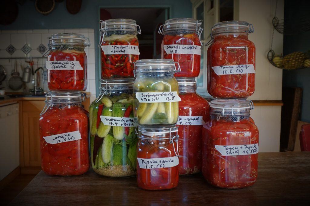 Grundlagen der Gemüse-Fermentation 4