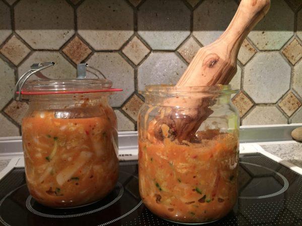 Schwäbisches Kimchi 5