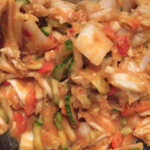 Schwäbisches Kimchi 2