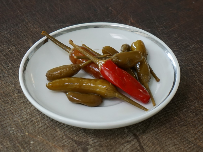 Fermentierte Chilis 2