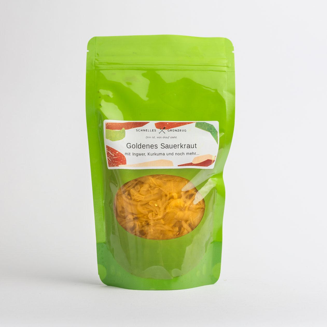 Frisches und fermentiertes Gemüse 3