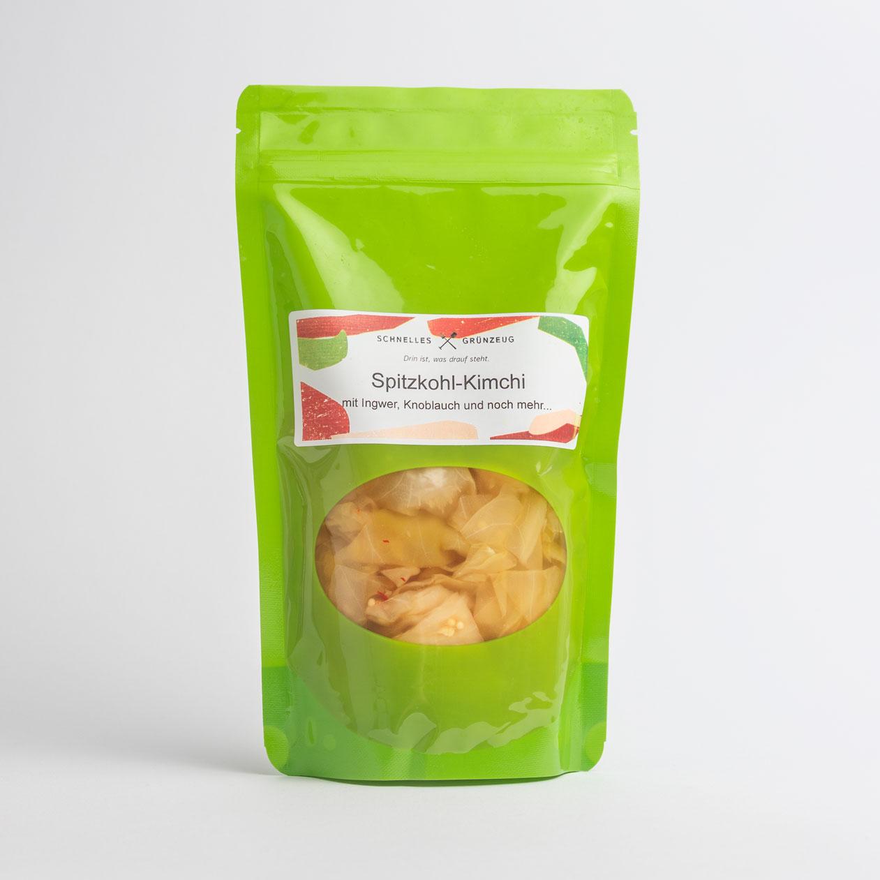 Frisches und fermentiertes Gemüse 7