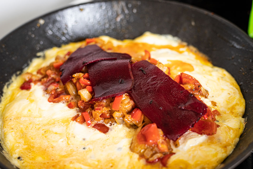 Das Tiger King Omelette 1