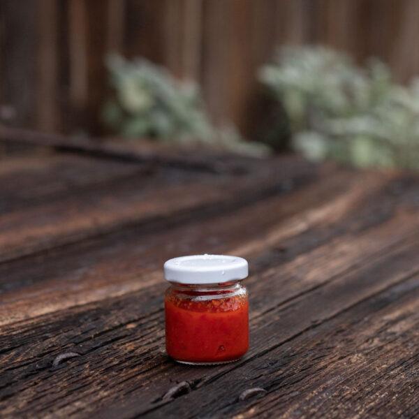 Fermentierte Hotsauce - rot 1