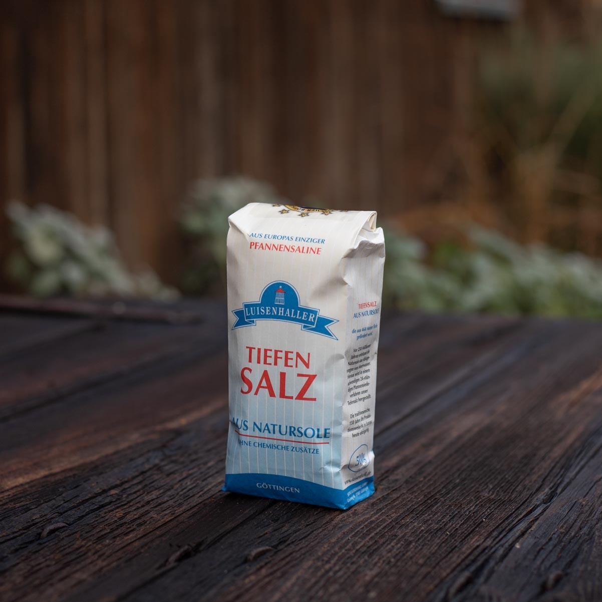 Fermentier Salz