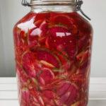 Kimchi vom Melonen-Rettich 2