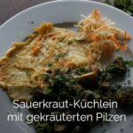 Sauerkraut mit Möhren und Holunderblüten 3
