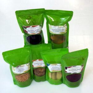 Frisches und fermentiertes Gemüse 5