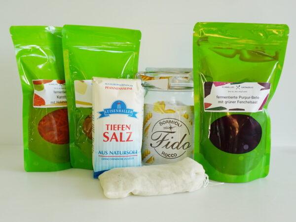 Gleich & Sofort-Fermente-Set klein 1
