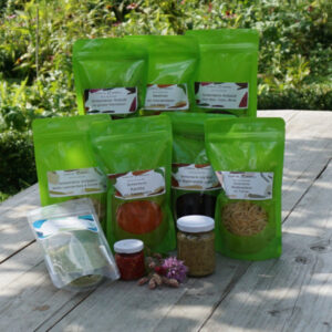 Frisches und fermentiertes Gemüse 13