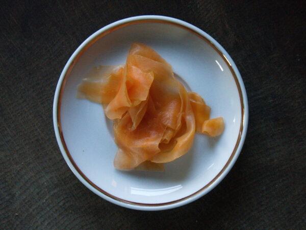 Fermentierte Karotte mit Holunderblüte 1